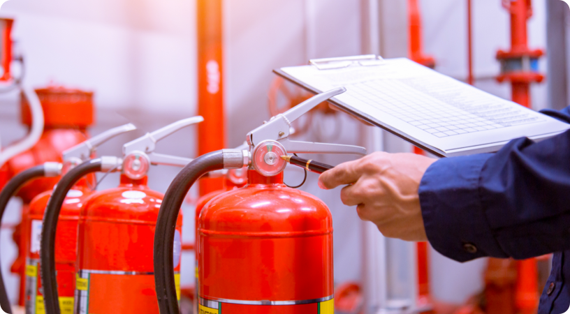 Water and Clean Gas Fire Protection Systems